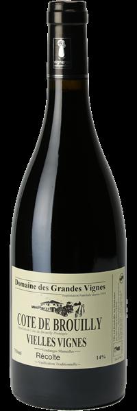 Côte de Brouilly Vieilles Vignes 2019