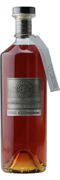 Bas-Armagnac X.O. Premium En étui
