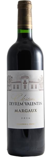 Château Deyrem-Valentin 2016