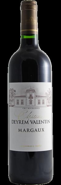 Château Deyrem-Valentin 2018