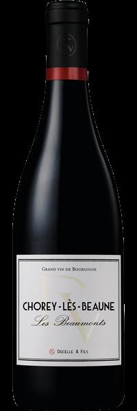 Chorey-les-Beaune Les Beaumonts 2017