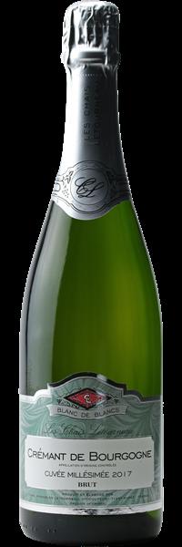 Crémant de Bourgogne Blanc de Blancs Cuvée Millésimée Brut 2017