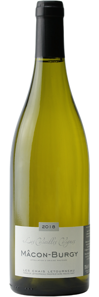 Mâcon Burgy Les Vieilles Vignes 2018