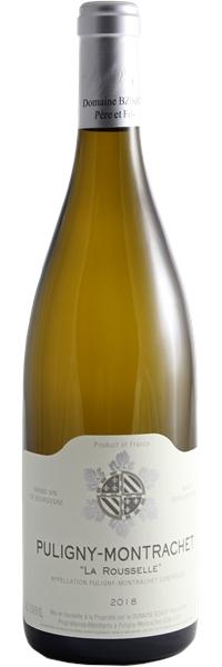 Puligny-Montrachet La Rousselle 2017