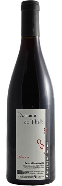 Bourgogne Pinot Noir Balancin 2017