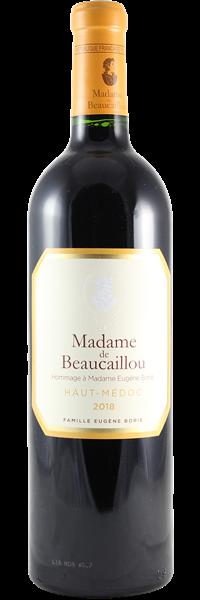 Château Ducru-Beaucaillou Madame de Beaucaillou 2018