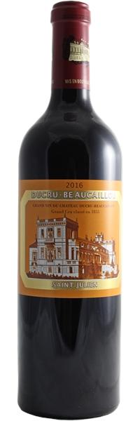 Château Ducru-Beaucaillou Saint-Julien 2ème Grand Cru Classé 2016