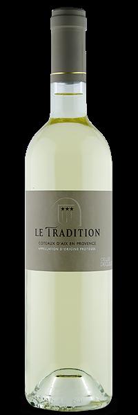 Coteaux d'Aix-en-Provence Tradition 2020