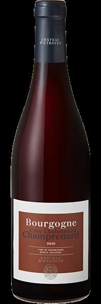 Bourgogne Côte Chalonnaise Champrenard 2019