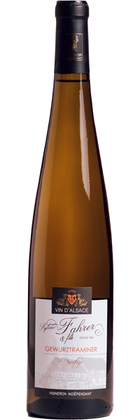 Alsace Gewurztraminer Prestige 2017