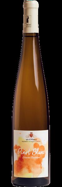 Alsace Pinot Blanc Élevé en Barriques 2018