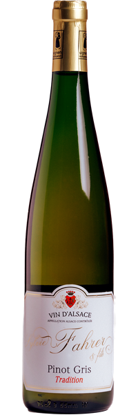 Alsace Pinot Gris Tradition 2020
