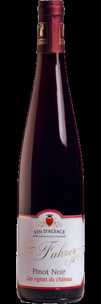 Alsace Pinot Noir Les Vignes du Château 2020