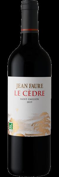 Château Jean Faure Le Cèdre de Jean Faure 2019