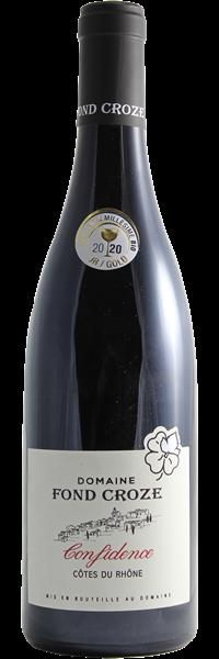 Côtes du Rhône Cuvée Confidence 2019