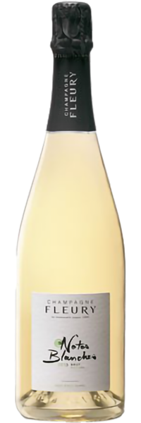 Champagne Notes Blanches Extra Brut