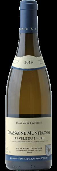 Chassagne-Montrachet 1er Cru Les Vergers 2019