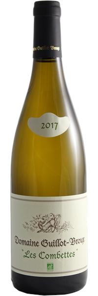 Mâcon Chardonnay Les Combettes 2017