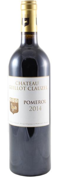 Château Guillot Clauzel 2014