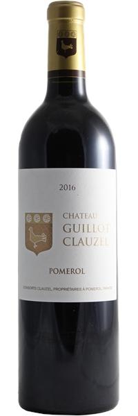 Château Guillot Clauzel 2016