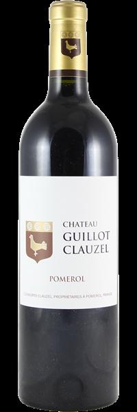 Château Guillot Clauzel 2018