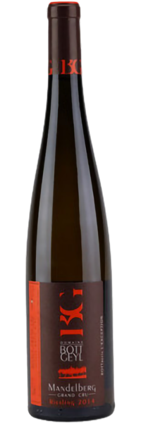 Alsace grand cru Mandelberg Riesling Bottrytis 2014