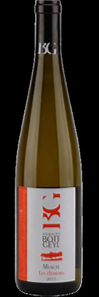 Alsace Muscat Les Éléments 2015