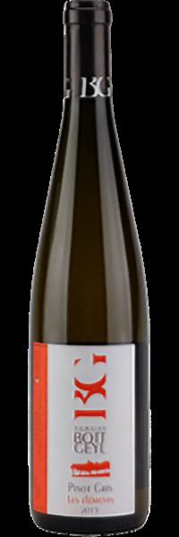 Alsace Pinot Gris les Éléments 2015