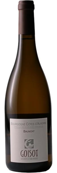 Bourgogne Côtes d'Auxerre Biaumont 2013