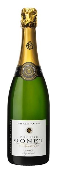 Champagne Signature Blanc de Blanc