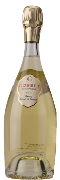 Champagne Grand Blanc de Blancs en Coffret
