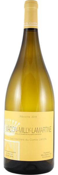 Mâcon Milly-Lamartine MAGNUM 2018