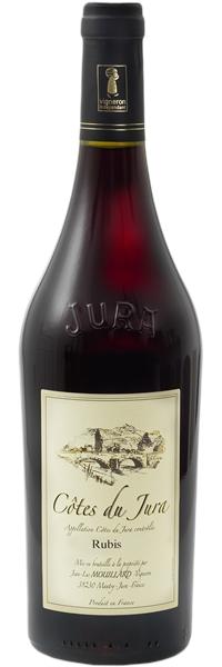 Côtes du Jura Rubis 2018