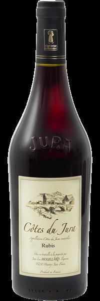 Côtes du Jura Rubis 2019