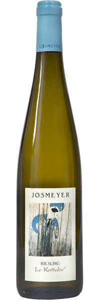 Alsace Riesling Le Kottabe 2019