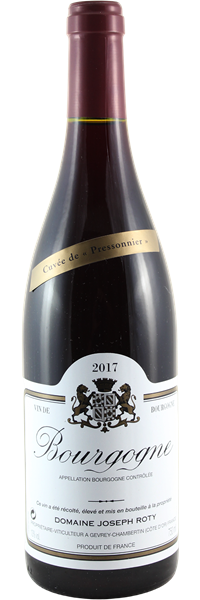 Bourgogne Cuvée du Pressonier 2017