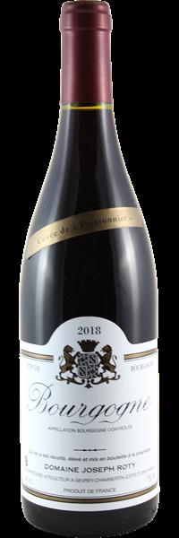 Bourgogne Cuvée du Pressonier 2018