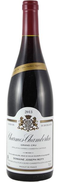 Charmes-Chambertin Très Vieilles Vignes 2013
