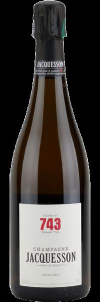 Champagne Cuvée N°743