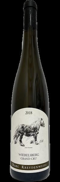 Alsace grand cru Wiebelsberg Riesling 2018