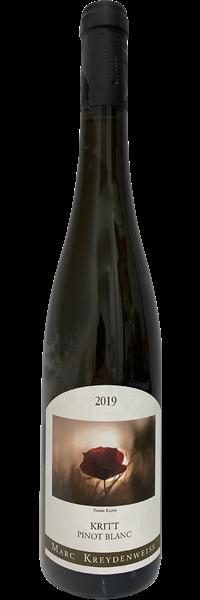 Alsace Pinot Blanc Kritt 2019