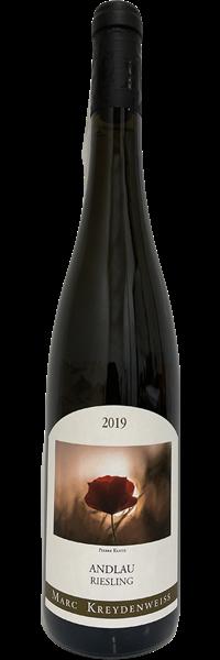 Alsace Riesling Andlau 2019
