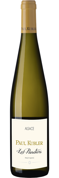 Alsace Pinot Blanc Les Panetiers 2019