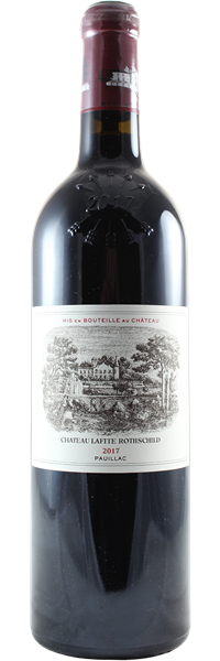 Château Lafite Rothschild Pauillac 1er Grand Cru Classé 2017