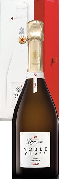 Champagne Grand Cru Noble Cuvée 2002