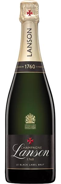 Champagne Le Black Label Brut