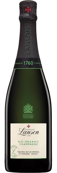 Champagne Le Green Label Bio