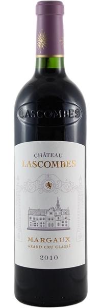 Château Lascombes Margaux 2ème Cru Classé 2010