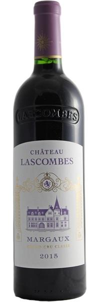 Château Lascombes Margaux 2ème Cru Classé 2015