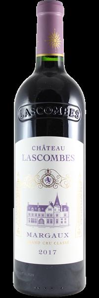 Château Lascombes Margaux 2ème Cru Classé 2017